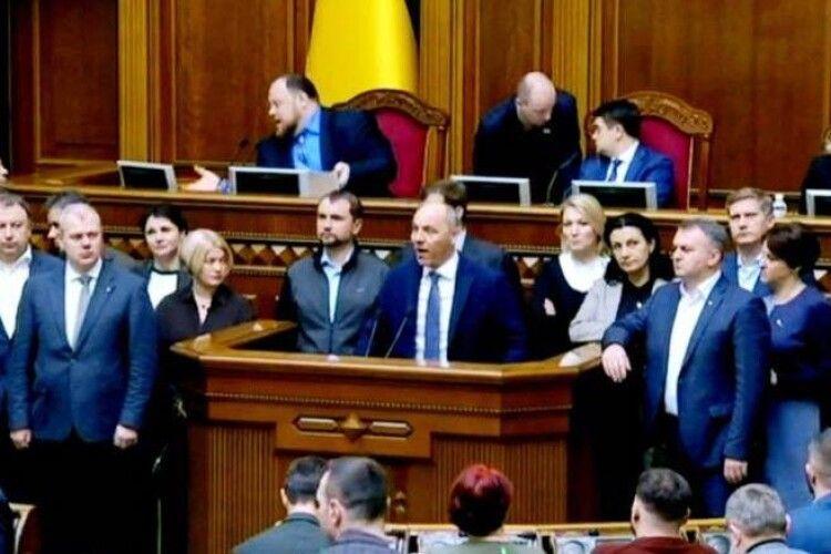 Фракція «ЄС» заявила про незаконне стеження за депутатом Київради, генерал-лейтенантом СБУ Віктором Кононенком