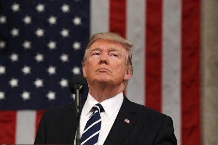 Трамп у Конгресі розповів, кому США надаватиме допомогу
