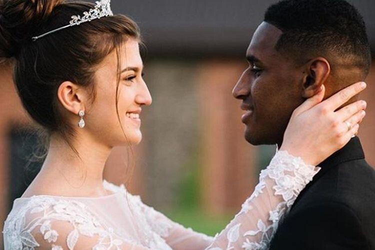 «Я вдячний Богу за це весілля»