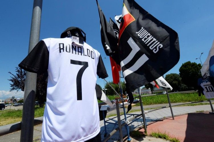 Кріштіану Роналду зароблятиме в «Ювентусі» понад 30 гривень за одну секунду