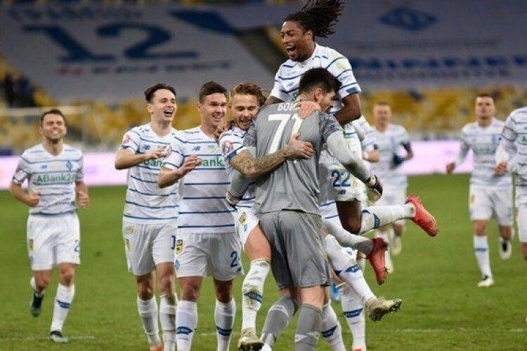 «Динамо» напоролось у Кубку на трьох ексгравців «Волині»