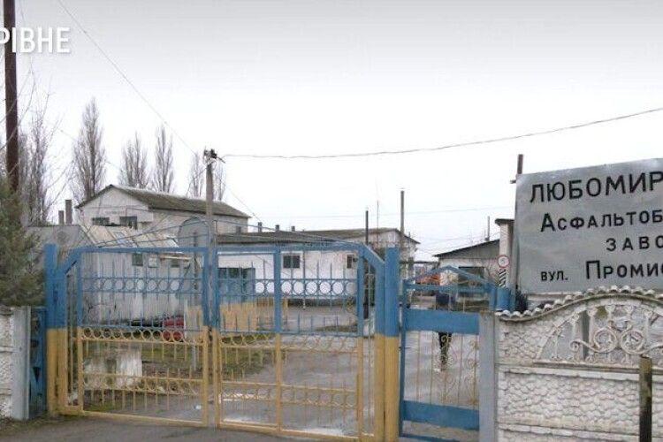 Екоінспекція подала до суду на асфальтні заводи Рівненщини