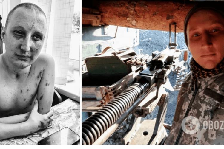 «Життя не закінчилося, адже я живий»: історія морпіха, який отримав важкі поранення на Донбасі