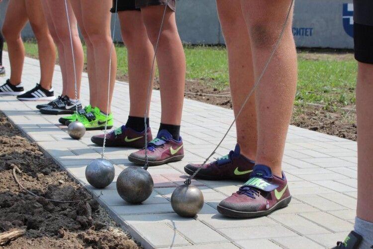 У Луцьку пройде відкритий чемпіонат міста з легкої атлетики