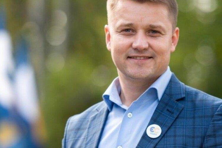 Олександр Третяк від «Європейської Солідарності» виходить в другий тур виборів мера Рівного