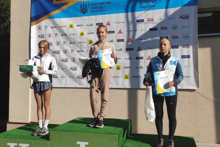 Команда Волині завоювала «золото» та «срібло» на всеукраїнських змаганнях (Фото)