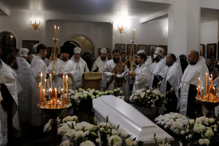 Від коронавірусу помер відомий архимандрит Московського патріархату