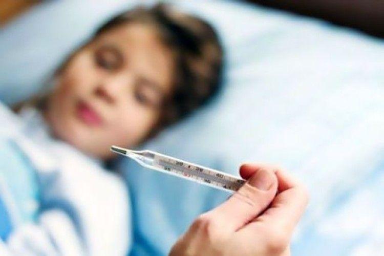 На Рівненщині грип наступає