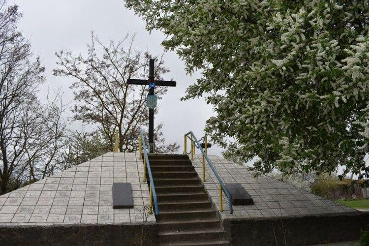 В Іваничах вшанували загиблих вояків УПА