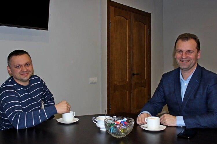 За зустріч з мером Володимира-Волинського директор місцевого автопарку заплатив 2 тисячі гривень