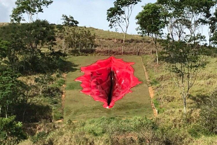 У Бразилії з'явилася велетенська вагіна (Фото)