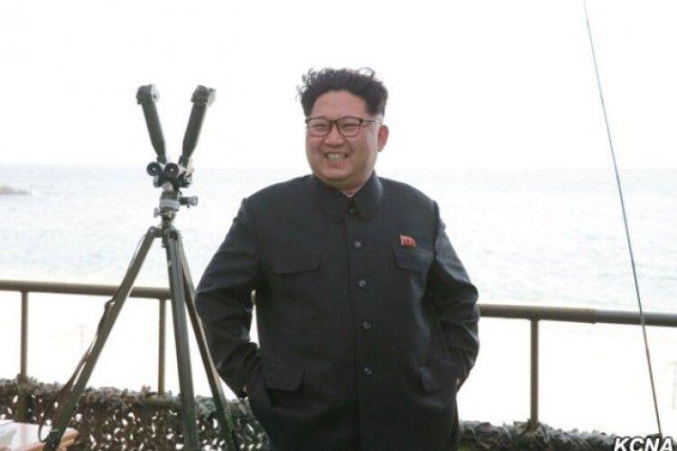 Лідер КНДР з'явився на публіці вперше за 20 днів