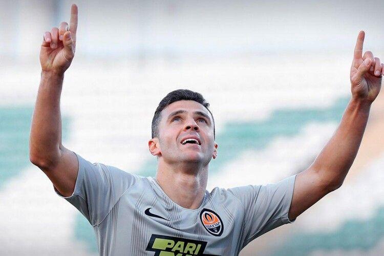 Жуніор Мораес забив 100-й гол в УПЛ