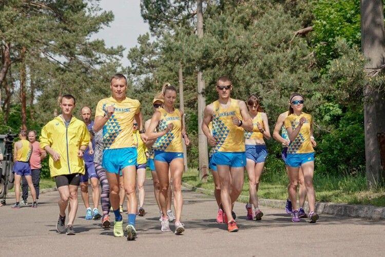 Збірна України вирушає на Кубок Європи-2019 зі спортивної ходьби