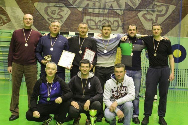 Ковельчанин - найкращий воротар турніру з міні-футболу