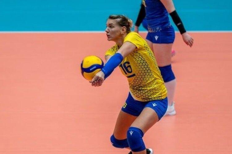 Досвідчені волейболістки не допоможуть збірній у «Золотій Євролізі»