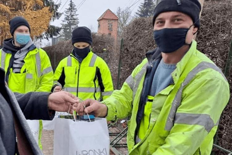 У Польщі троє українців врятували від смерті шестирічного хлопчика