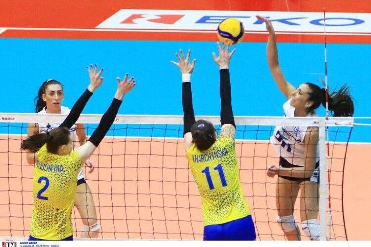 Збірна України провела перший товариський матч у Греції