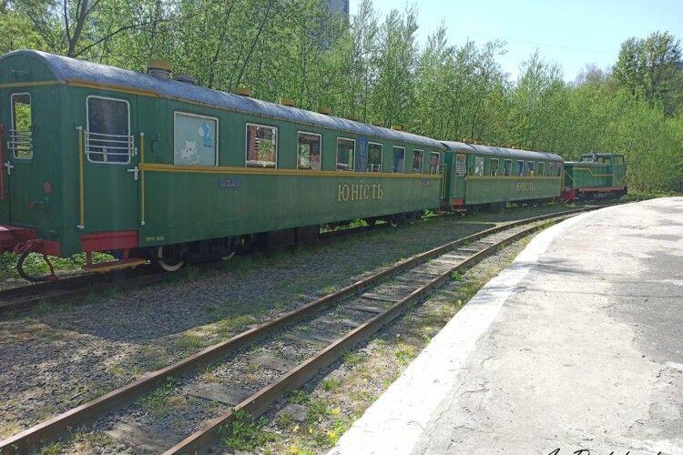 Мер Луцька Поліщук запевнив, що питання дитячої залізниці контролює