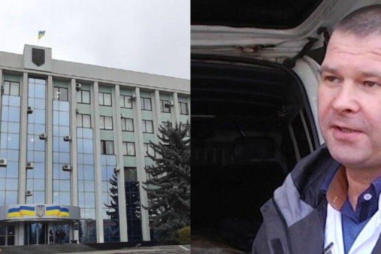 Суд заборонив конкурс на посаду головлікаря Рівненської обллікарні