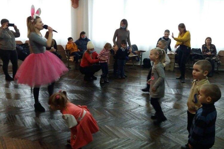 У Турійській громаді провели Свято Миколая для дітей з особливими освітніми потребами