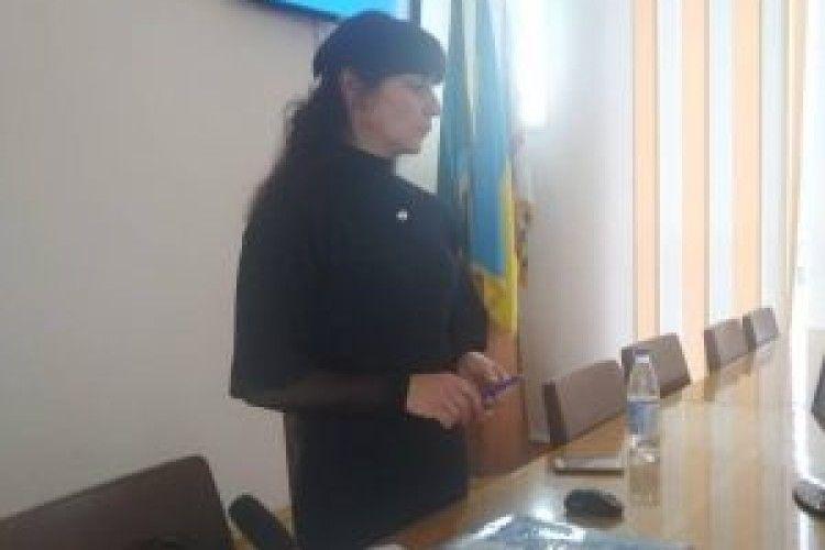 Посадовці Ківерцівщини удосконалюють знання української мови