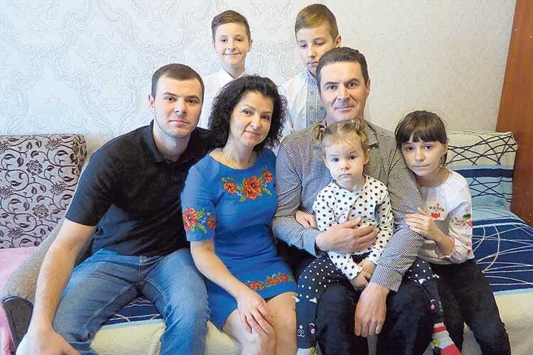 Волинське подружжя, яке виховало шестеро дітей: «Ми нічого не мали, коли одружувалися, — лише наше кохання»