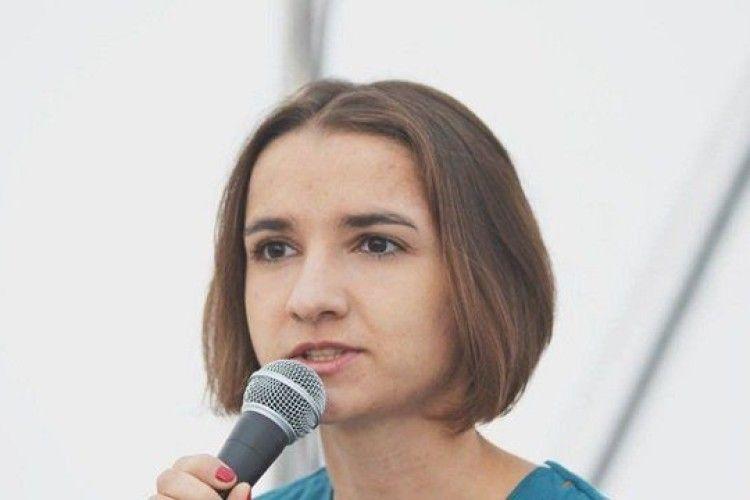 Тетяна Терен звільнилася з Українського інституту книги