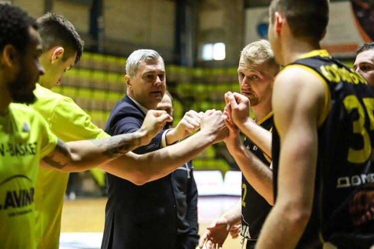 Київські баскетболісти достроково виграли Суперлігу