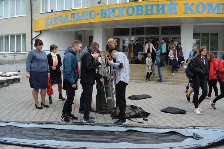 На Любешівщині продовжать дослідження водних ресурсів