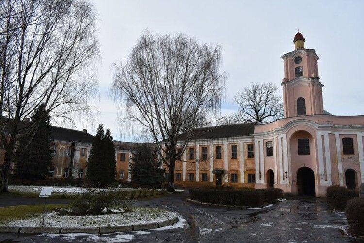 Олицький замок стане туристичним магнітом Волині