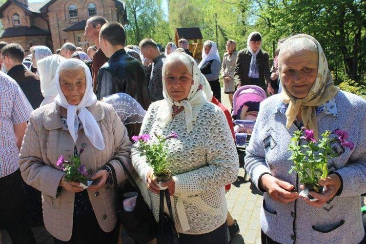 У горохівському храмі вшанували православне жіноцтво