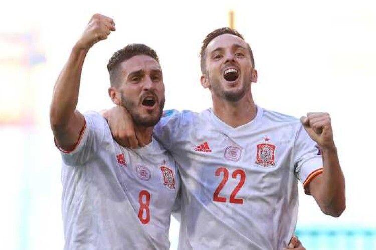 Іспанія розтрощила Словаччину і посприяла виходу збірної України з групи на Євро-2020 (Відео)