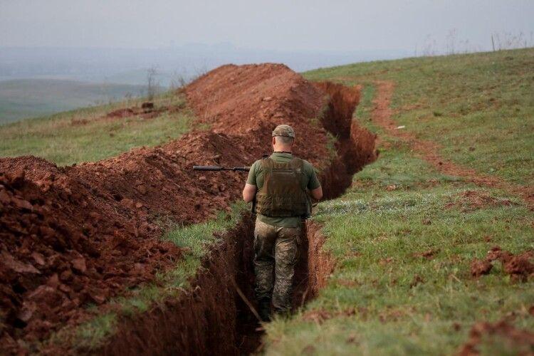На Донбасі українські військові збили ворожий безпілотник
