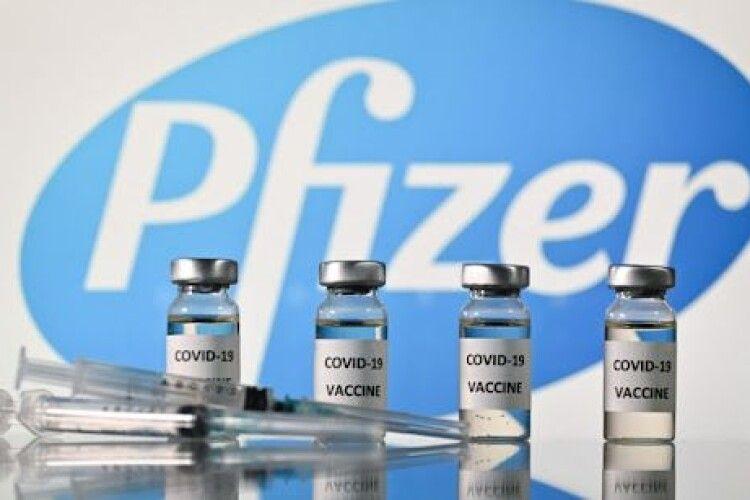 Оприлюднили дані про ефективність вакцини, якою щеплено найбільше волинян