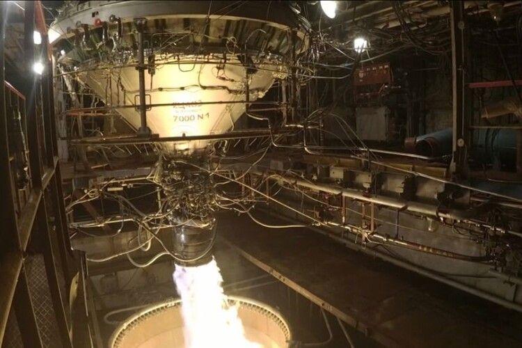 Україна вперше за 28 років випробувала двигун космічної ракети