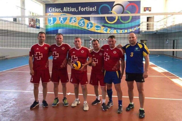 Волинська команда обіграла  колег з Дніпра і Донеччини