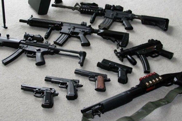 87 нардепів мають 323 одиниці вогнепальної зброї