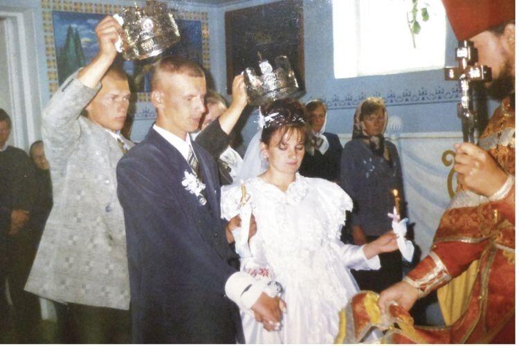 Через різницю увіці їм казали,що вони непара, тож який цебуде шлюб...(Фото)