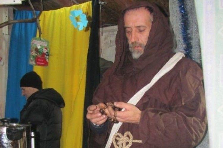 Безхатько зробив сюрприз вартістю 6 тисяч гривень продавцю кави за його доброту