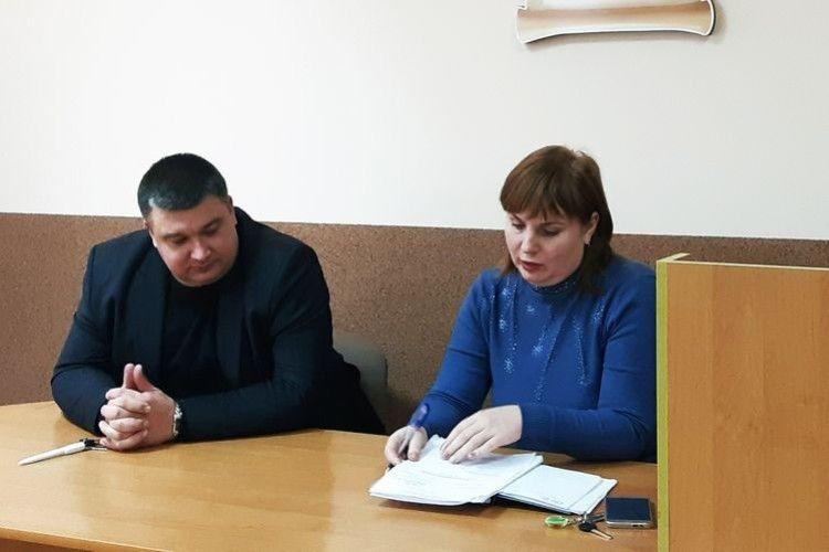 Рожищенські чиновники забезпечили свої права
