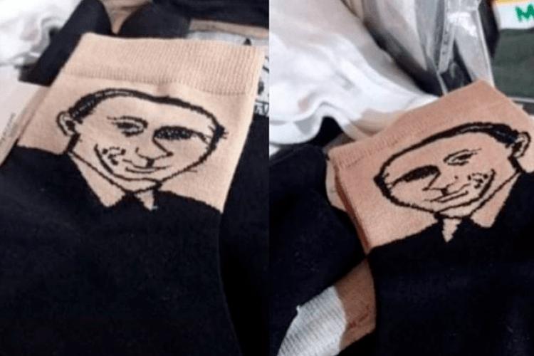 У Рівному продають одяг із зображенням Путіна (Фото)