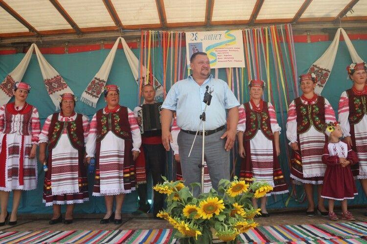 Ансамбль народної пісні з Волині візьме участь у фестивалі «Мандруй Україною»