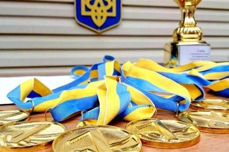 Збірна Волині посіла друге місце у чемпіонаті України з веслування на байдарках та каное