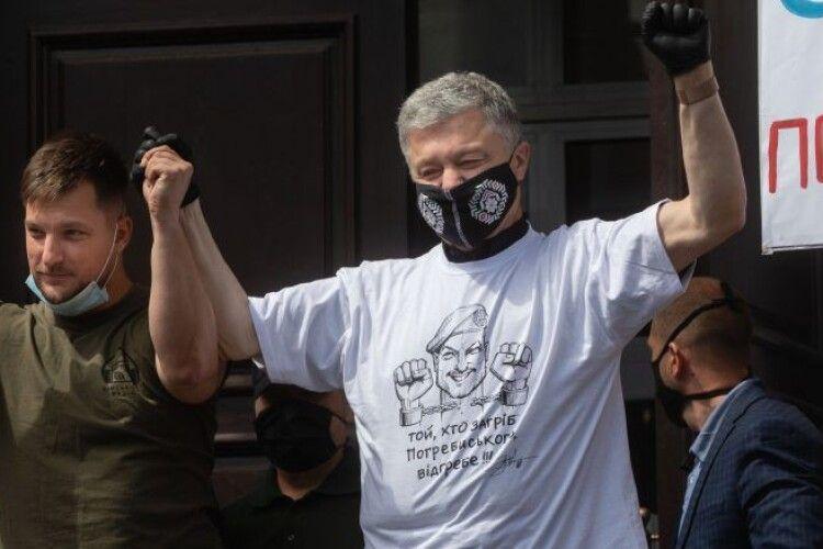 Ми будемо боротися за те, щоб держава не кидала своїх захисників гинути під вогнем агресора – Петро Порошенко