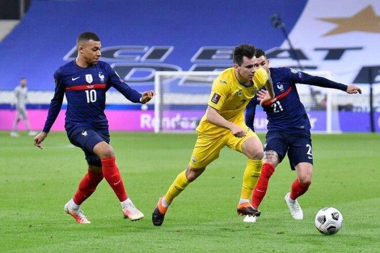 Кваліфікація на чемпіонат світ: Україна не може програти Франції (прогноз, анонс)