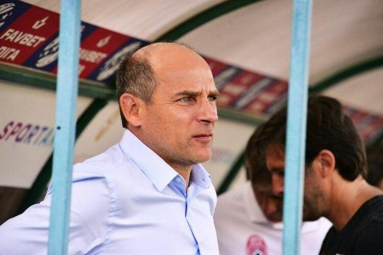 Найкращим тренером УПЛ визнали Віктора Скрипника