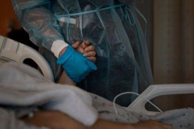Коронавірус: більше 5 тисяч нових випадків, 193 людини померли, серед них 3 волинян