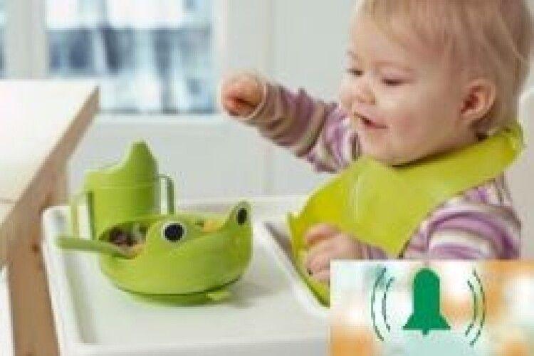В Україну з Китаю завезли дитячий посуд з небезпечною речовиною