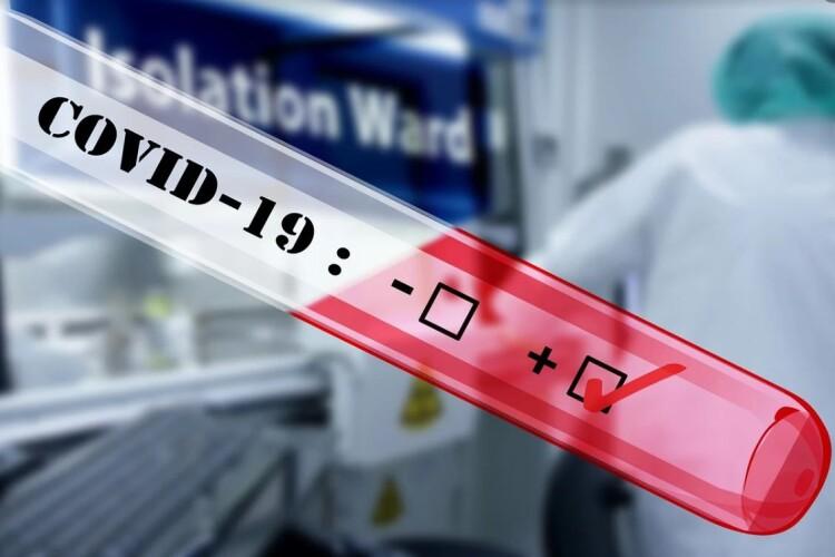 У Нововолинську зареєстровано два нові випадки захворювання COVID-19